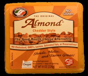 Almond Chunk - Cheddar