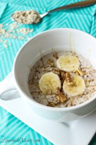 honey cinnamon overnight oats