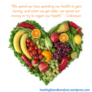 -We spend our lives spending our health