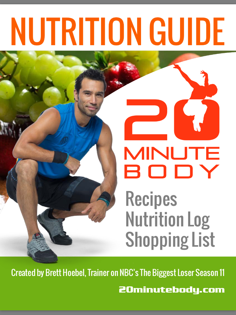 20 Minute Body Nutrition Guide