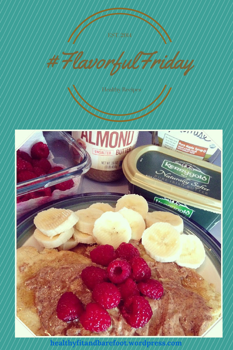 #FlavorfulFriday - Coconut Flour Pancakes Recipe