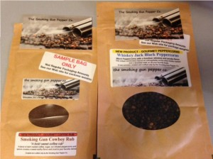 The Smoking Gun Pepper Co Samples