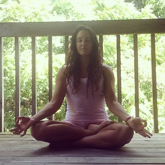 Meditation with Healthy, Fit & Barefoot!