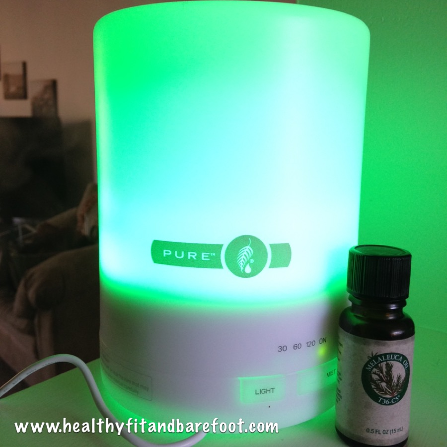 Diffuse Melaleuca Oil to ward off colds | Healthy, Fit & Barefoot!Diffuse Melaleuca Oil to ward off colds | Healthy, Fit & Barefoot!