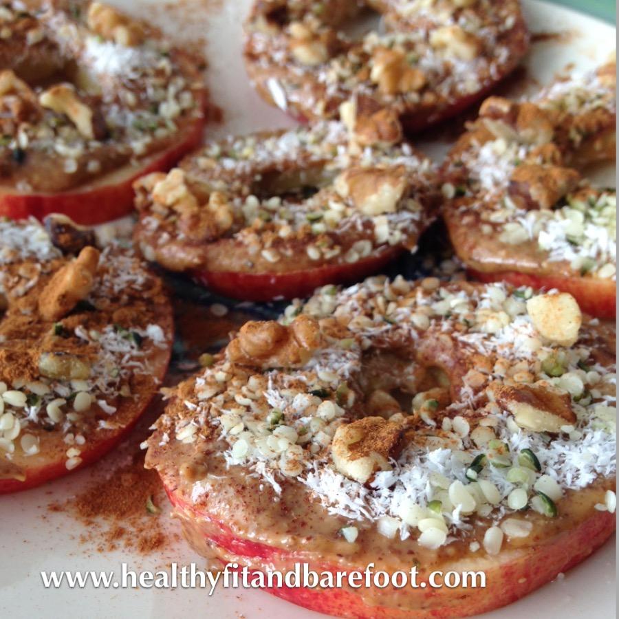 #FlavorfulFriday - Hemp Seed Apple