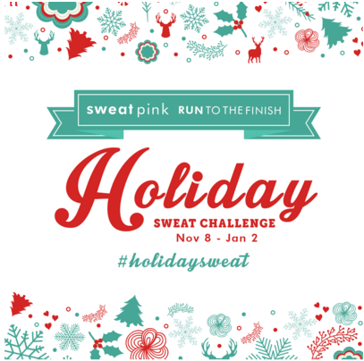 #HolidaySweat Challenge | Healthy, Fit & Barefoot!