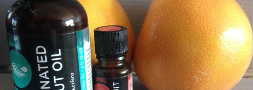 #TuesdayTip - Grapefruit Essential Oil for an Energy Boost | Healthy, Fit & Barefoot!