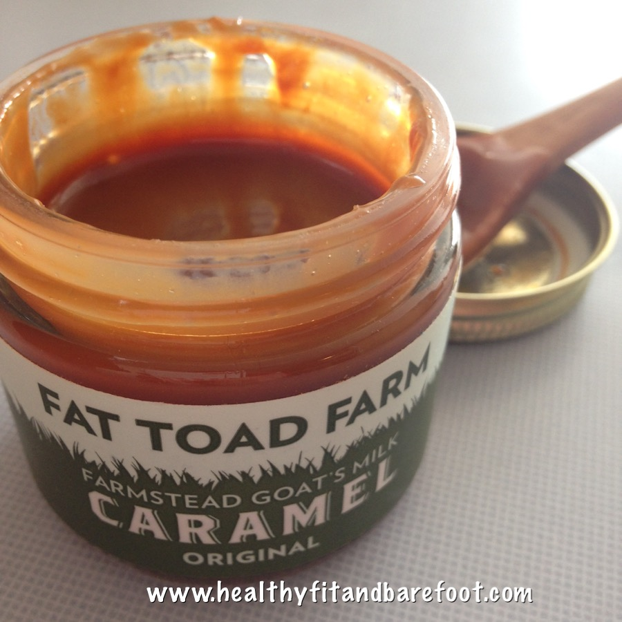 Fat Toad Farm Caramel | Healthy, Fit & Barefoot!