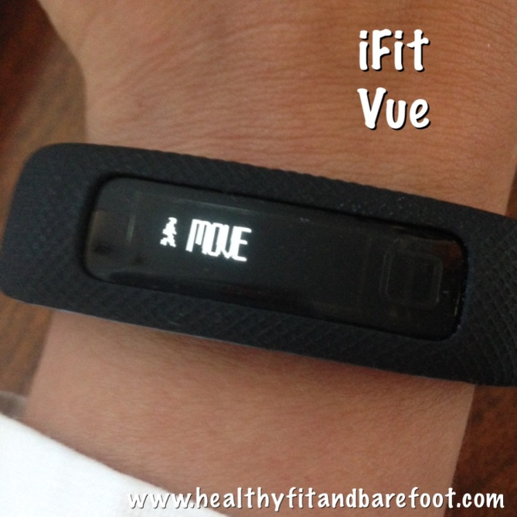 iFit Vue | Healthy, Fit and Barefoot!