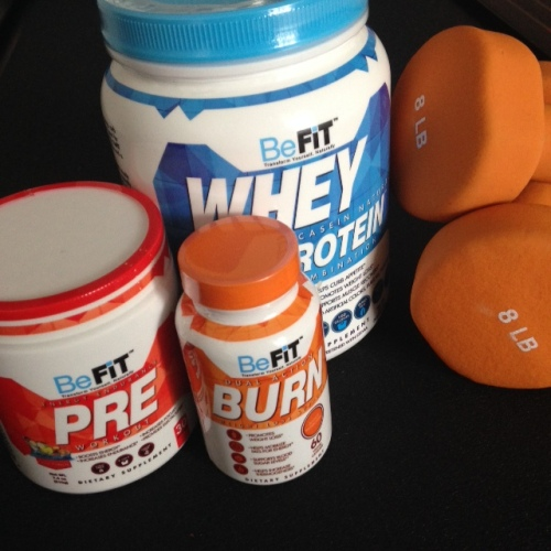 BeFit Nutritional Supplements Giveaway | Healthy, Fit & Barefoot!