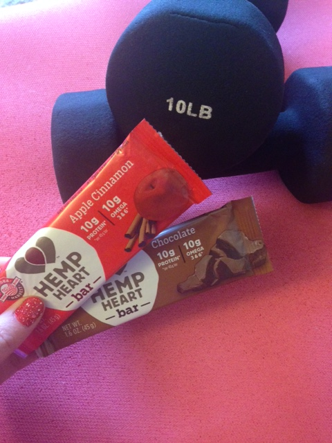 Fuel Your Active Life with Hemp Heart Bars | Healthy, Fit & Barefoot!