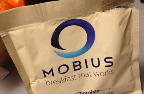 Mobius Breakfast Shake | Healthy, Fit & Barefoot!