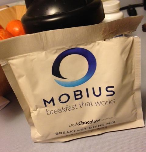 Mobius Breakfast Shake | Healthy, Fit & Barefoot!