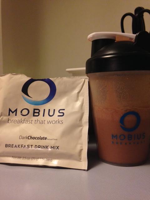 Mobius Dark Chocolate Shake | Healthy, Fit & Barefoot!