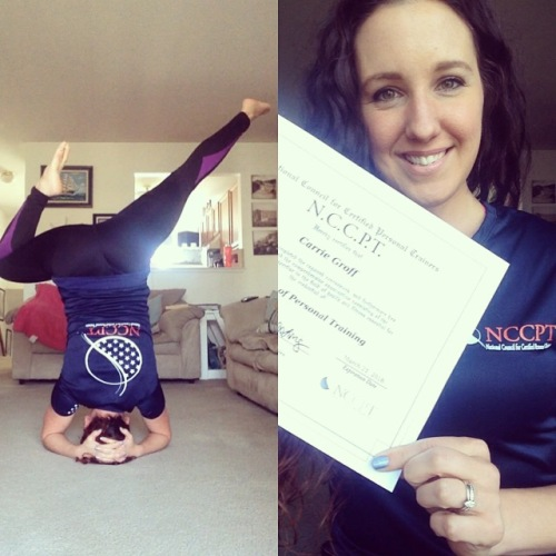 I'm Now a Certified Personal Trainer! | Healthy, Fit & Barefoot!