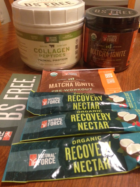 Review of Natural Force Raw Superfoods Training Supplements   Healthy, Fit & Barefoot!