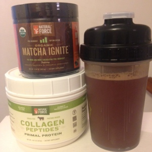 Matcha Ignite & Collagen Peptides from Natural Force