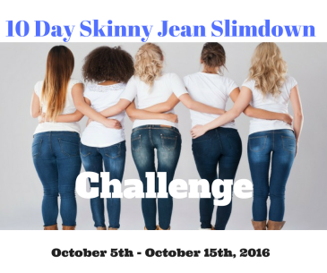 10 Day Skinny Jean Challenge | Healthy, Fit & Barefoot!