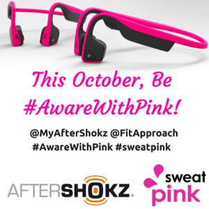 Be #AwareWithPink this October | Healthy, Fit & Barefoot!