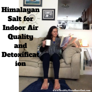 Himalayan Salt for Indoor Air Quality and Detoxification | Healthy, Fit & Barefoot!