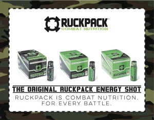 RuckPack Review - Natural Energy Shots | Healthy, Fit & Barefoot!