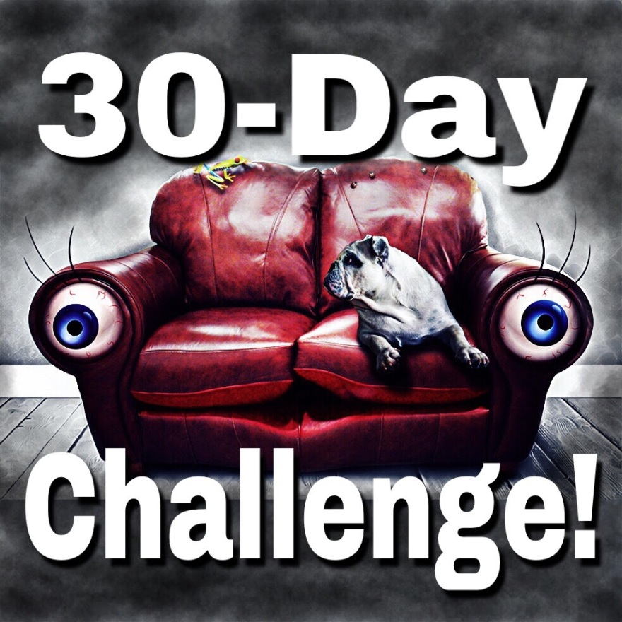 Get Your #AssOffTheCouch 30-Day Challenge! | Healthy, Fit & Barefoot!