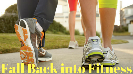 Fall Back into Fitness | Healthy, Fit & Barefoot!