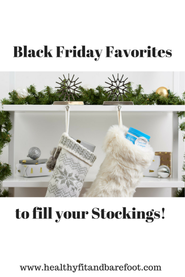 Grab these awesome Black Friday Deals from my Favorite Healthy Companies!