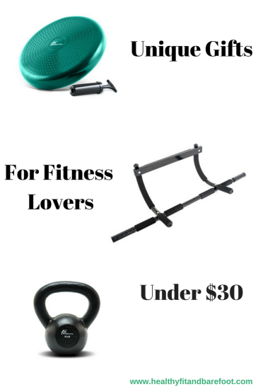Unique Gifts for Fitness Lovers | Healthy, Fit & Barefoot!