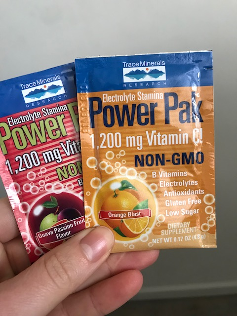 Trace Minerals Electrolytes | Healthy, Fit & Barefoot!