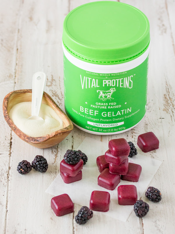 Vital Proteins Beef Gelatin for Gut Health | Healthy, Fit & Barefoot!