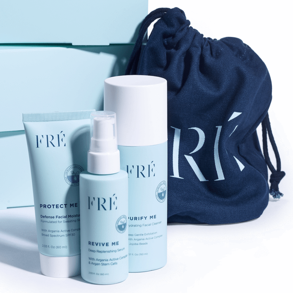 123FRÉ Skincare Set | Healthy, Fit & Barefoot