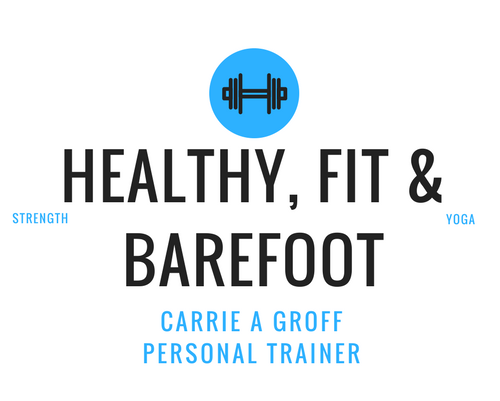 Healthy, Fit & Barefoot with Carrie A Groff