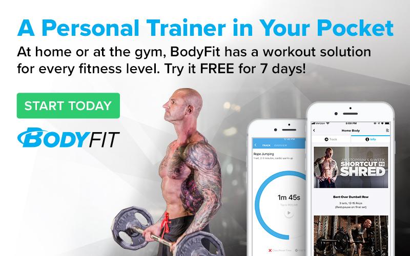 BodyFit by Bodybuilding.com